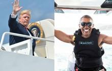 Ngồi ở vị trí áp lực bậc nhất thế giới nên các Tổng thống Mỹ được hưởng nhiều đặc quyền có 1-0-2: Lương 400.000 USD chưa phải là điều hấp dẫn nhất!