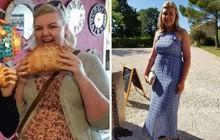 Từ 135kg xuống 71kg, cô nàng người Anh lột xác khiến ai cũng phải trầm trồ