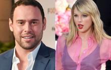 """Lật nhanh hơn bánh tráng chính là Scooter Braun: Chúc mừng Taylor Swift ra album mới nhưng vẫn vô tư chiếm đoạt """"gia tài"""" của cô"""