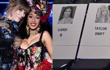 """Lộ vị trí chỗ ngồi VMAs 2019: Taylor Swift thoát kiếp """"bóng đèn"""" cho đôi Shawn – Camila, toại nguyện tình yêu với Cardi B"""