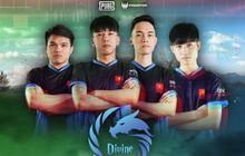 Divine Esports sẽ là cái tên đầu tiên của Việt Nam góp mặt tại giải đấu PUBG lớn nhất hành tinh PUBG GLOBAL CHAMPIONSHIP 2019