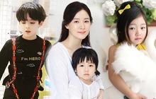 Dàn nhóc tỳ cực phẩm nhà sao Hàn: Nhan sắc xuất chúng thế này, idol và diễn viên tương lai đây chứ đâu?