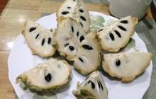 Trong quả na có 1 bộ phận chứa độc tố có thể gây ngộ độc nếu ăn phải, khi ăn na hãy cẩn trọng lược bỏ
