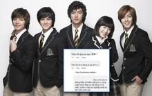 """Netizen ủng hộ Goo Hye Sun, """"triệu hồi"""" Lee Min Ho cùng dàn trai đẹp F4 """"đá"""" Ahn Jae Hyun?"""