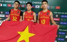 Thất bại trước Philippines và Turkmenistan, tuyển bóng rổ 3x3 U18 Việt Nam dừng bước ở vòng bảng