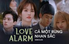 """Xem """"Love Alarm"""" cứ như đi ăn buffet trai xinh gái đẹp: Từ chính tới phụ, toàn đẹp cỡ Kim So Hyun trở lên!"""