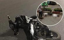 Thái Nguyên: Xe Exciter chở 5 đâm vào dải phân cách, 4 sinh viên tử vong, 1 người nhập viện cấp cứu
