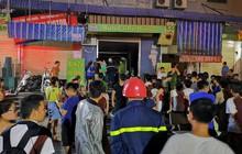 Cháy kiot chân toà nhà, hàng trăm người dân chung cư Kim Văn - Kim Lũ hoảng hốt tháo chạy
