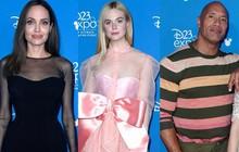Thảm đỏ Disney hot nhất cuối tuần: Quy tụ toàn sao Hollywood từ gạo cội đến công chúa sến súa Elle Fanning