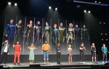 """Hàng nóng Marvel từ D23 EXPO: Dàn sao """"The Eternals"""" khoe suit tựa hộp bút thì màu, """"Báo Đen 2"""" đã có ngày ra rạp!"""
