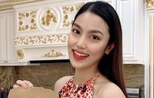 Mang bầu tháng thứ 6, Lan Khuê tiết lộ bí kíp trang điểm giúp cô luôn trẻ xinh nhờ phấn má hồng