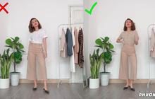 Chẳng phải fashionista nhưng cô nàng này vẫn có 8 cách mix đồ giúp các nàng kéo chân - bóp eo cực đỉnh
