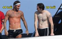 """Body như """"trứng luộc bóc"""" của Brooklyn Beckham chứng minh: Bố mẹ đẹp thôi chưa đủ, muốn đẹp bạn phải thật sự cố gắng"""