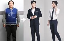 Màn giảm cân lột xác ngoạn mục nhất lịch sử Kbiz: Anh chàng béo phì hóa nam thần, trẻ hơn chục tuổi sau khi sụt 32kg