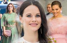 Choáng ngợp trước gia đình Hoàng tộc sở hữu dàn nữ nhân đã đẹp còn mặc đồ siêu sang