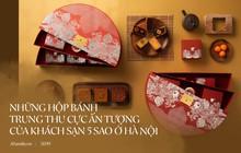 Hà Nội: Dạo một vòng xem giá cả hộp bánh Trung thu của các khách sạn 5 sao nổi tiếng, cá biệt có hộp lên tới 28 triệu đồng