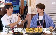 Lee Seung Gi & Sungjae (BtoB) tranh cãi về chuyện bạn gái đi chơi với bạn khác giới