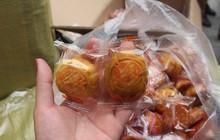 Phát hiện số lượng lớn thịt lợn, bánh trung thu và túi xách không rõ nguồn gốc tại điểm tập kết nhà xe Sao Việt