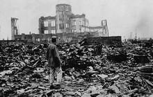 Ám ảnh cảnh trái ngược nhau ở Hiroshima trước và sau khi bị ném bom