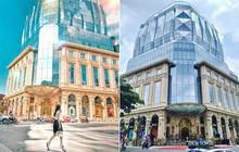 """Lộ diện tòa nhà kim cương """"siêu to khổng lồ"""" đang gây sốt giới trẻ Hà Nội: Lên ảnh lung linh nhưng bên ngoài thì thế nào?"""