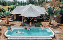 Cắm trại phiên bản cao cấp - trào lưu du lịch mới của thế giới nhưng Việt Nam đã có tự bao giờ