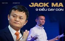 9 điều đáng giá ngàn vàng của tỉ phú Jack Ma dạy con, cha mẹ càng đọc càng thấy tâm đắc
