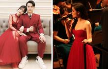 """Sắp đám cưới, Đông Nhi rất chăm diện lại váy cũ, đến fan cũng phải """"chào thua"""" trước tính tiết kiệm của cô nàng"""