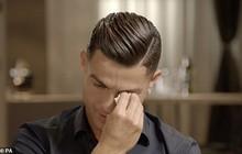 Ronaldo rơi lệ khi lần đầu tiên được nghe những lời khen của ông bố đã mất