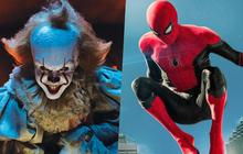 """Phòng vé tuần qua: """"Gã Hề Ma Quái"""" IT 2 hốt bạc mạnh hơn cả Spider-Man, ứng viên Oscar rớt đài khỏi BXH?"""