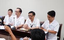 BV Nhi Trung Ương họp báo vụ cháu bé 3 tuổi bị bỏ quên 7 tiếng trên xe ô tô