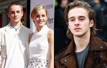 Màn dậy thì ngoạn mục của em trai Emma Watson bỗng hot trở lại: Nam thần ngày càng đẹp không lối thoát!