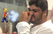 """Người đàn ông Ấn Độ tổ chức cuộc thi """"xì hơi"""" để bình thường hóa việc """"đánh bủm"""" ở nơi công cộng"""