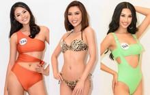 Ngắm trọn body bốc lửa trong bikini của dàn thí sinh Hoa hậu Hoàn vũ Việt Nam khu vực miền Bắc: Ai là đáng gờm nhất?