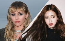 """Miley Cyrus và Rosé (BLACKPINK) vừa tíu tít """"thả thính"""" nhau thôi mà fan đã mong một màn kết hợp: Không hề bất khả thi!"""
