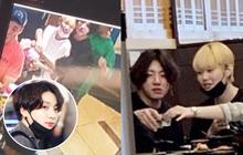 HOT: Em út Jungkook (BTS) lộ ảnh CCTV ôm ấp, uống rượu với gái lạ, tình trạng hôn nhân của cô gái gây bão toàn cầu