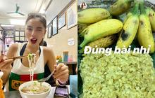 """Ra Hà Nội lần 2 trong mùa thu, Kỳ Duyên """"phục thù"""" ăn bằng được đặc sản này đúng kiểu rồi mới an tâm về Sài Gòn"""