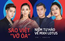 """Dàn sao Việt """"vỡ òa"""" sau buổi lễ ra mắt MXH Lotus: Hấp dẫn, bổ ích và tự hào quá!"""