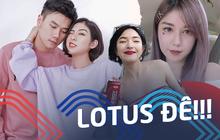 """Dàn hot boy, hot girl đình đám nhất MXH đang """"kéo hội"""" rủ fan chuyển nhà qua Lotus!"""