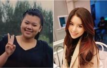 """Giảm """"shock"""" 36kg, cô gái từng mắc hội chứng sợ soi gương hóa nữ thần MXH"""
