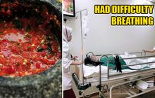 Người phụ nữ Malaysia nhập viện vì nôn hơn 10 lần suốt 3 ngày, nguyên nhân là do kiểu ăn uống tai hại