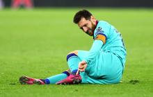 Messi nhạt nhòa ngày trở lại sân cỏ, Barca hú hồn rời sân Dortmund với 1 điểm