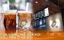HOT: Địa điểm và thời gian mở cửa chi nhánh KOI đầu tiên ở Hà Nội được tiết lộ qua bên thứ 3, không nằm trong nội thành