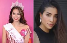 Sang Mỹ, Phạm Hương bỏ hẳn kiểu makeup hoa hậu, chỉ trang điểm nhẹ nhàng tự nhiên và điều này có lý do cả