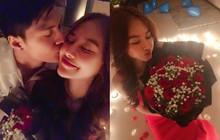 """Đón sinh nhật bên Lâm Vinh Hải, Linh Chi gây sốt khi hạnh phúc tuyên bố: """"Hôm nay em chính thức là vợ anh"""""""