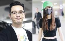 Thái độ đáng ngờ của Angela Baby - Huỳnh Hiểu Minh tại sân bay chính là bằng chứng cặp đôi đã ly hôn?