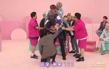 Show thực tế bị phản đối khi bắt thành viên Seventeen cõng 1 lúc 4 người trên lưng