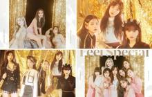 """Xôn xao bộ ảnh teaser của TWICE giống """"sương sương"""" concept Red Velvet từng làm, liệu có phải trùng hợp ngẫu nhiên?"""