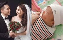 """Beauty Blogger Trinh Phạm hớn hở khoe ảnh con đầu lòng, vừa lên sóng đã """"ăn đứt"""" lượt like của mẹ!"""