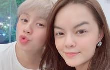 """Bất ngờ hội ngộ chung khung hình, ai ngờ Phạm Quỳnh Anh hơn """"tomboiloichoi"""" Bảo Hân tới 16 tuổi?"""