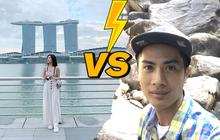 """Cứ nghĩ Sĩ Thanh và Huỳnh Phương FAP TV là """"trời sinh một cặp"""", ai ngờ khoản du lịch lại lệch tone hoàn toàn"""